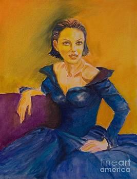 Venetian Lady by Dagmar Helbig