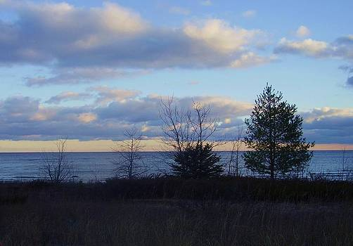 Lake Huron by Fawn Whelahan