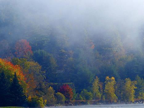 Lake Mascoma Enfield New Hampshire by Jim  Wallace
