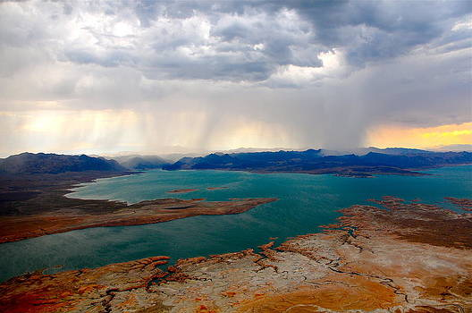 Lake Mead by Amanda Miles