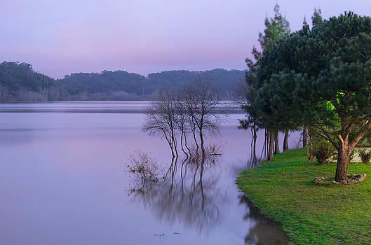 Alexandre Martins - Lake Pateira V