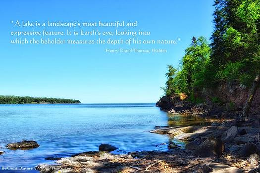 Lake Superior by Michelle and John Ressler