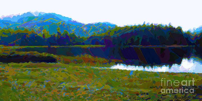 Dorinda K Skains - Lakeside Awakes