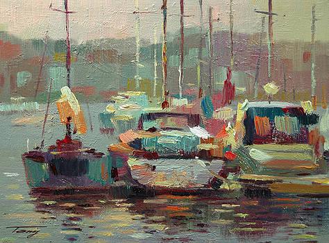 Lakeside by Tony Song