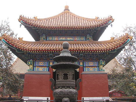 Alfred Ng - Lama Temple- Beijing