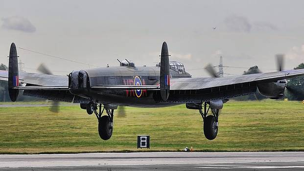 Lancaster by James Lucas