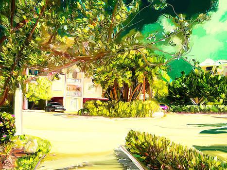 Landscape by Magdalena George