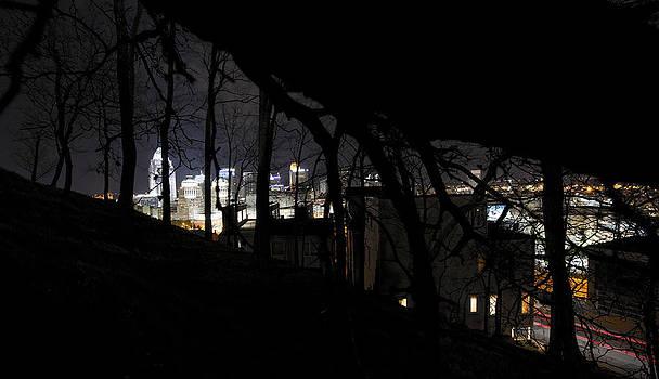 Late Night City by Jon Lin