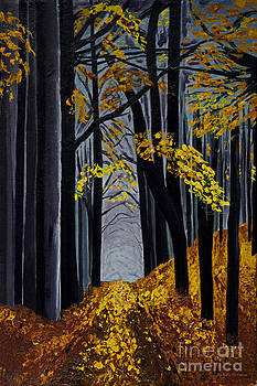 Barbara McMahon - Leaf Light