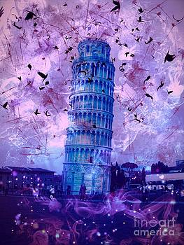 Leaning Tower of Pisa 2 by Marina McLain