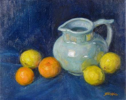 Lemons and Clementines by Michael Gillespie