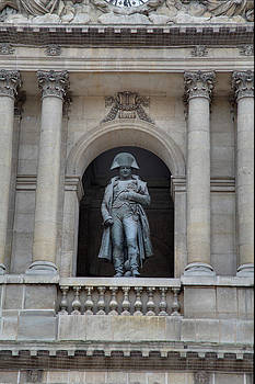 Les Invalides - Paris France - 011316 by DC Photographer