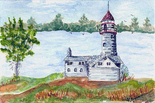 Anderson R Moore - Lighthouse