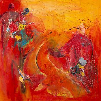 Lilting Dancer by Tonya Schultz