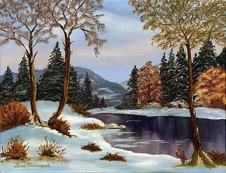 Linda Winter by Sara Davenport