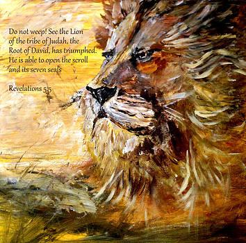 Amanda Dinan - Lion of Judah