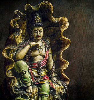 Little Buddha by Frank De Kock