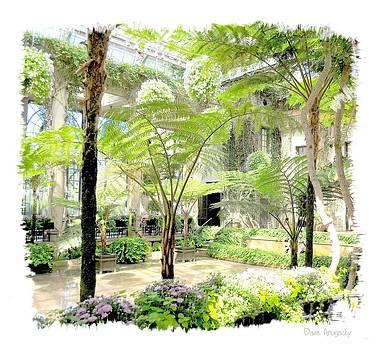Longwood Gardens by Dave Hrusecky