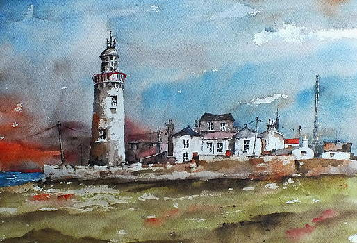 Val Byrne - Loophead Lighthouse Clare