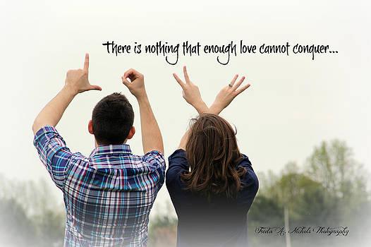 Love by Freda Nichols