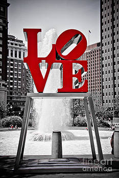 Love Park by Stacey Granger