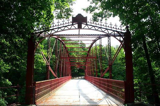 Lovers Leap Bridge by Stephen Melcher