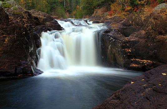 Matthew Winn - Lower Devils Kettle Falls