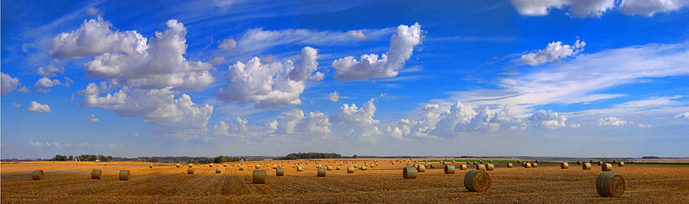 M12 Bales by Bruce Morrison