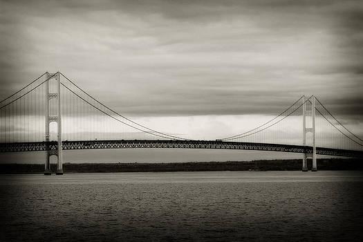 Scott Hovind - Mackinaw Bridge
