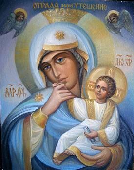 Madonna by Valeriya Temnenko