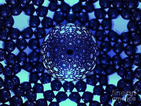Magnetic Sphere by Mark Teeter