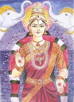 Mahalakshmi by Parimala Devi Namasivayam