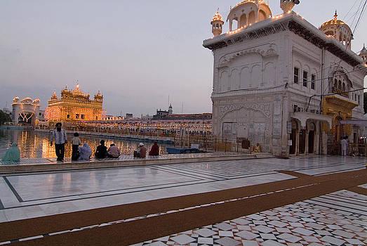 Devinder Sangha - Main Entrance