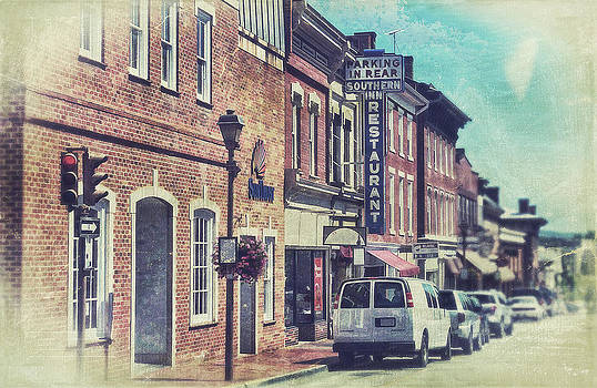 Main Street Lexington by Kathy Jennings