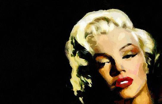 Marilyn Monroe by Georgi Dimitrov