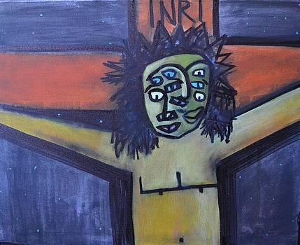 Martyr by Nik Olajuwon Shumway