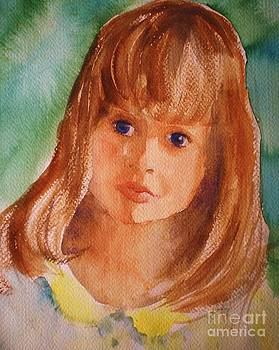 Mary's Little Girl by Suzanne McKay