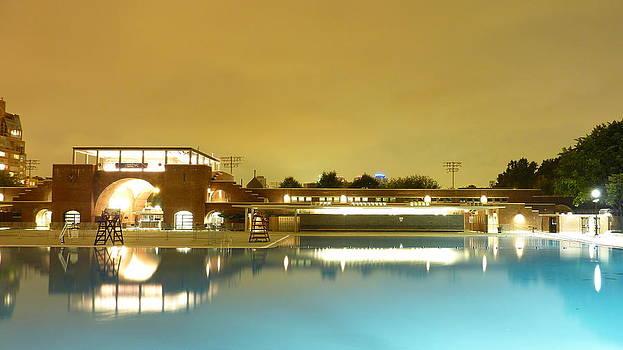McCarren Park Pool by Steven Ottogalli