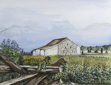 McPherson Farm by Barbara Murphy