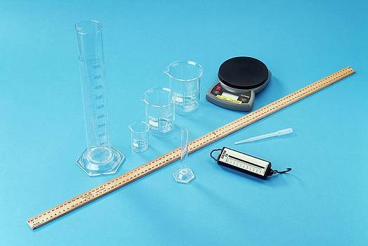Measuring Equipment by Trevor Clifford Photography