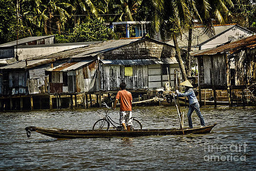 Mekong river by F Icarus