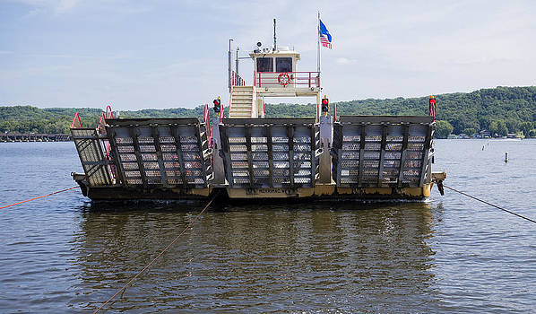 Steven Ralser - Merrimac Ferry - Wisconin