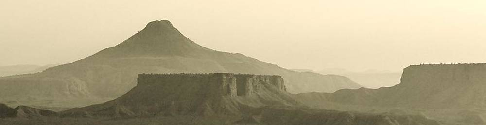 Mesa Land by Look Visions