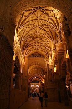 Mezquita de Cordoba by Olaf Christian