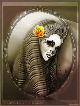 Mi Rebozo Pin-up by Alberto Galvez