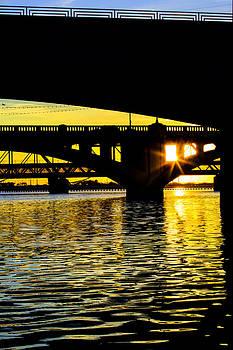 Mill Bridge Tempe Arizona by Jodi Jacobson