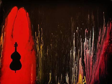 Mingus by Michael Cross