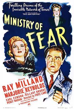 Ministry Of Fear, Marjorie Reynolds by Everett