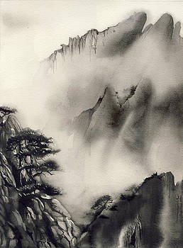 Alfred Ng - misty mountain
