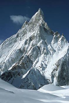 Colin Monteath - Mitre Peak At 6252 Meters Elevation